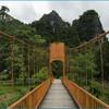 Мост к пещере Чанг