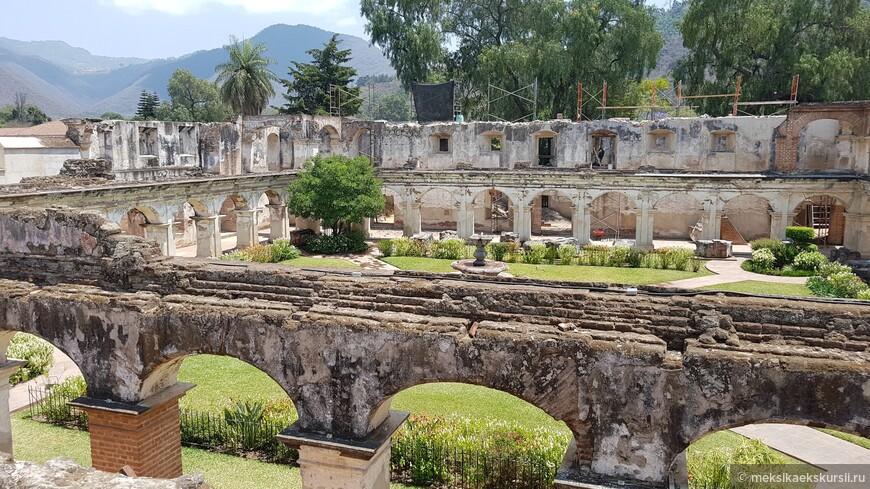 Монастырь Санта-Клара/ Convento Santa Clara