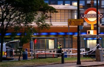 Взрыв в метро Лондона: пятеро пострадавших
