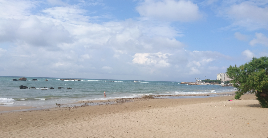 Пляжи Ханьи