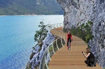 В Италии откроют самый живописный в мире веломаршрут