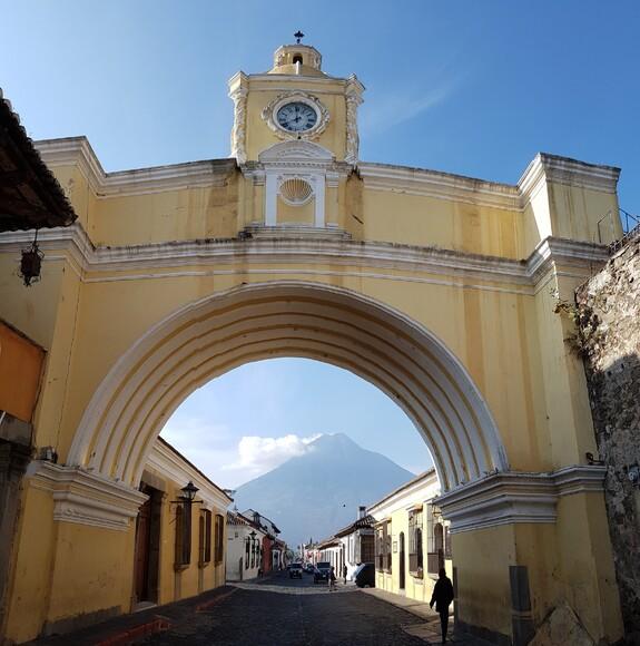 Арка Святой Каталины/ El Arco de Santa Catalina