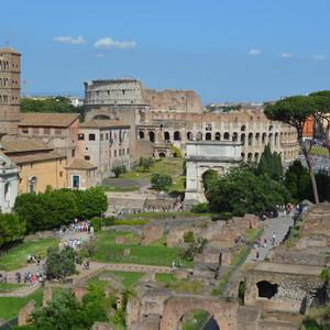 Итальянские каникулы_Рим