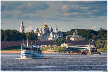 В Великом Новгороде обнаружили древнейший мост в России
