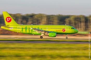 S7 Airlines открыла 10 новых рейсов из Петербурга