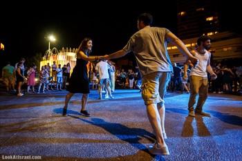 В Тель-Авиве пройдёт «Белая ночь»