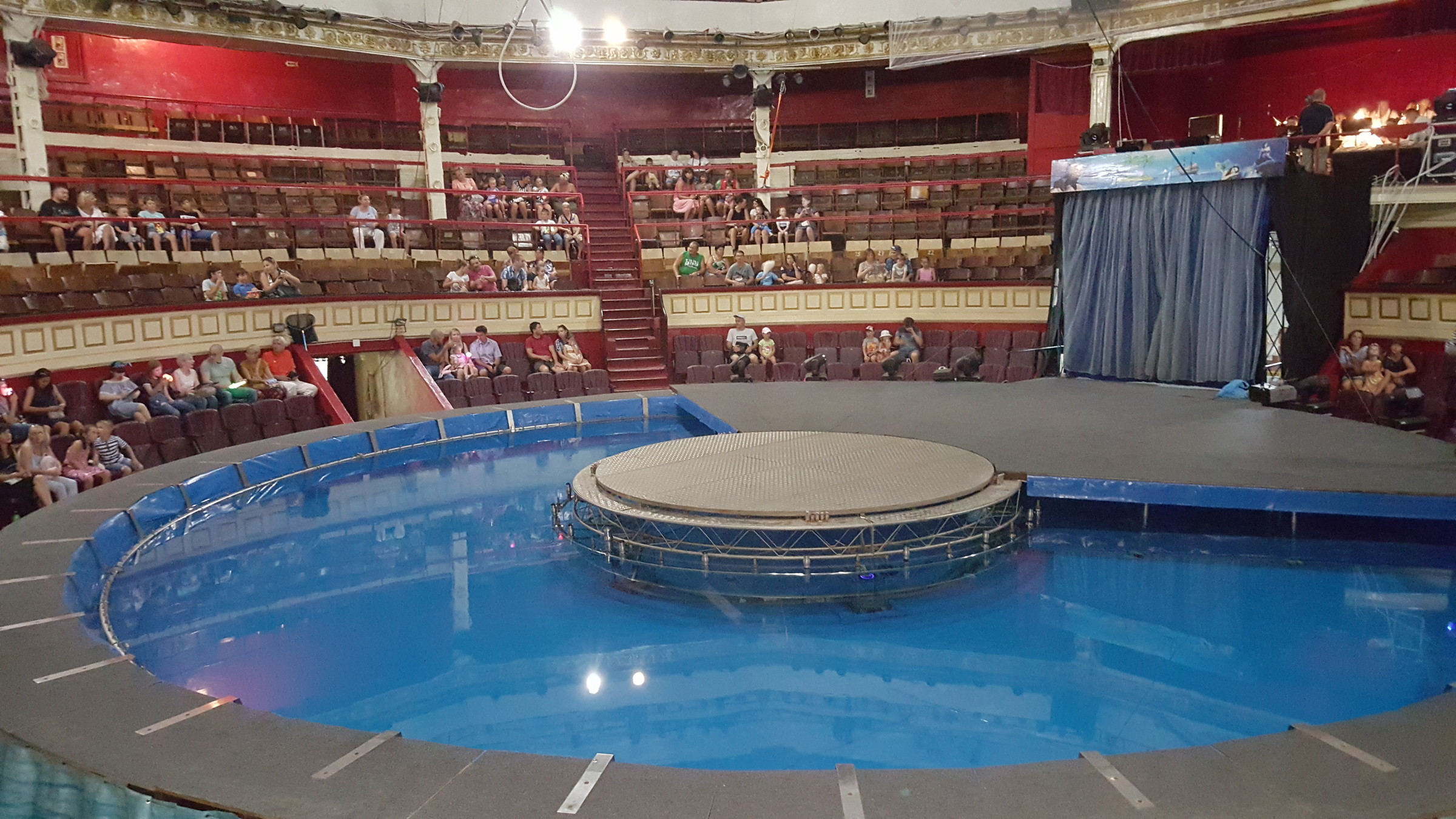 Государственный цирк Одессы — история, афиша 2021, стоимость билетов, фото, телефон, отзывы, отели рядом на Туристер.ру