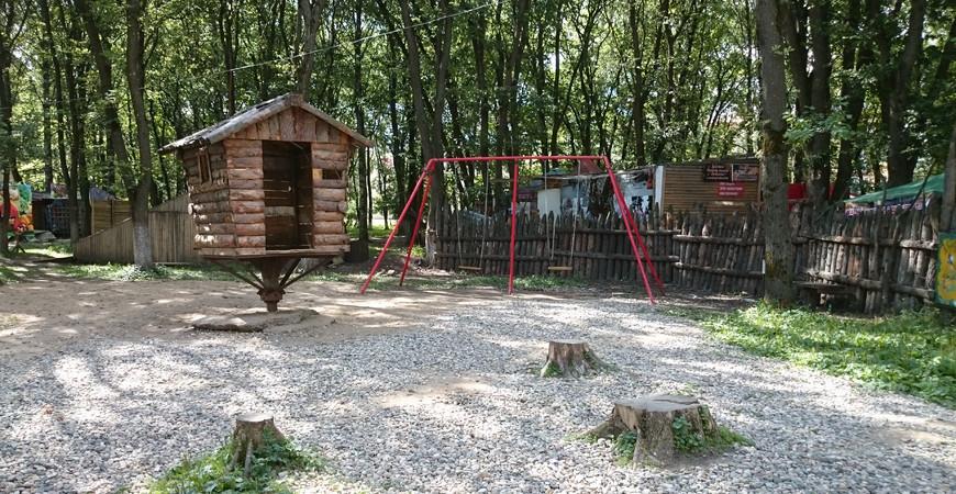 Парк Ветеранов труда в Вологде