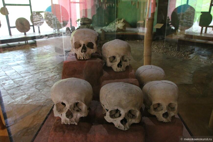 Музей при археолонической зоне Тонина