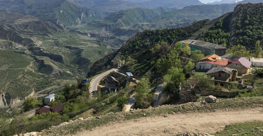 Крепость Шамиля