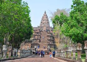 Бурирам — тайская Камбоджа