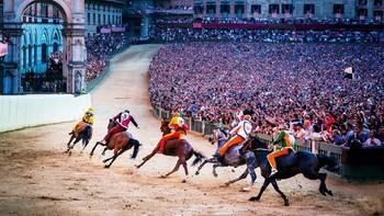 В Сиене пройдут знаменитые скачки Палио