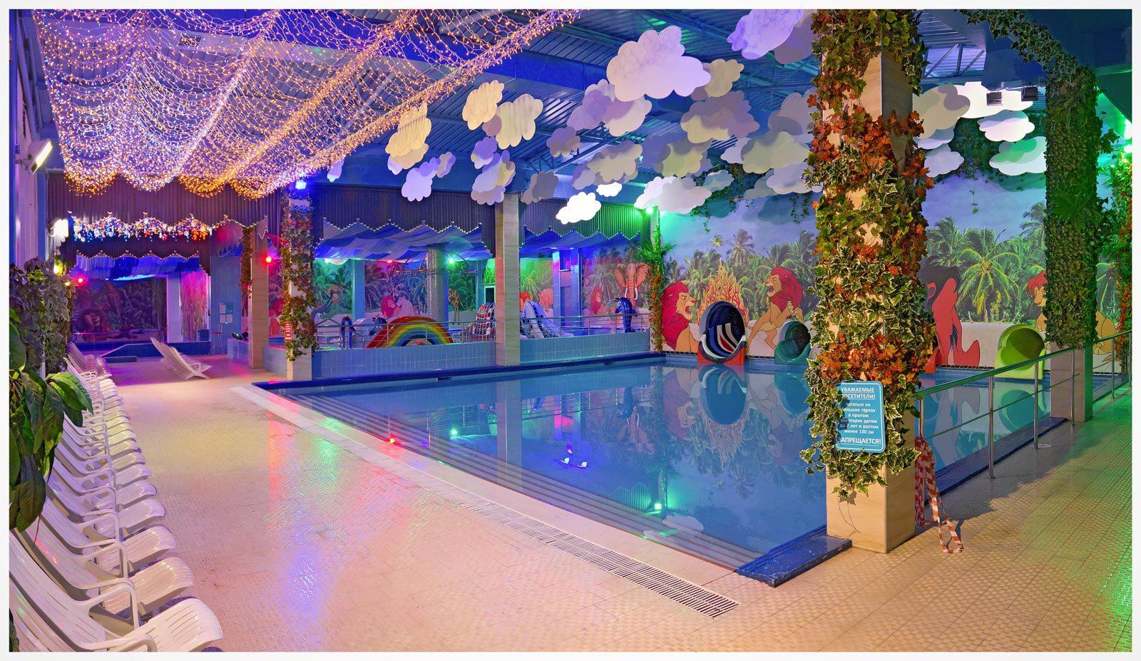 аквалоо крытый аквапарк фото