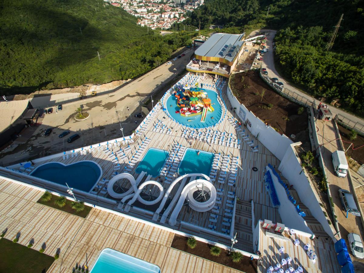 Аквапарк в будве черногория картинки