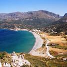 Пляж Плакиас