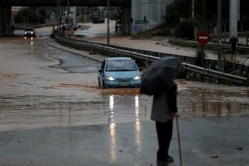Туристов предупреждают об ухудшении погоды в столичном регионе Греции