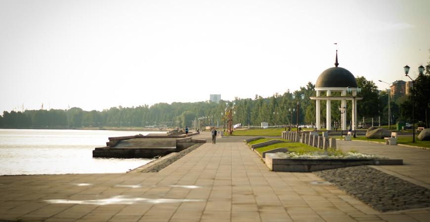 Парк культуры и отдыха<br/> в Петрозаводске