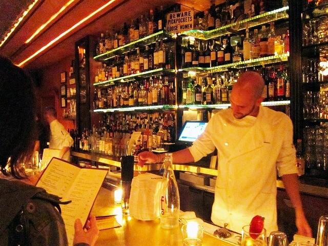Секретные бары Нью-Йорка