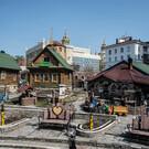 Татарская деревня «Туган Авылым» в Казани