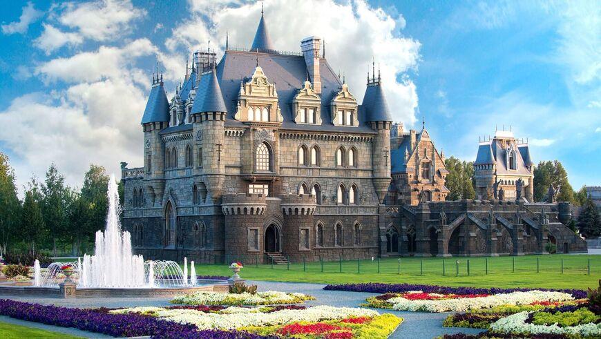 Замок Гарибальди, Хрящёвка. Цены, сайт, фото, видео, как доехать –  Туристер.ру