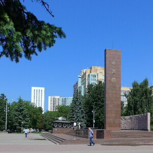 Бульвар Советской Армии, Пермь