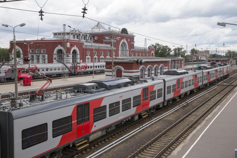 Премиум - фирменный поезд от РЖД - фото, расписание и цены