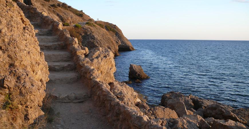 Пляж Алчак