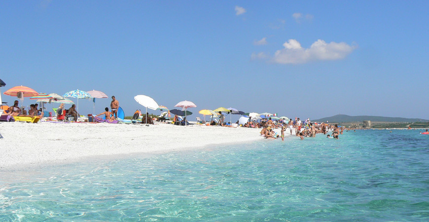 Пляж Ле Салине