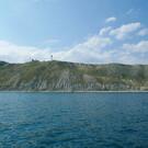 Дикий пляж на мысе Чумка