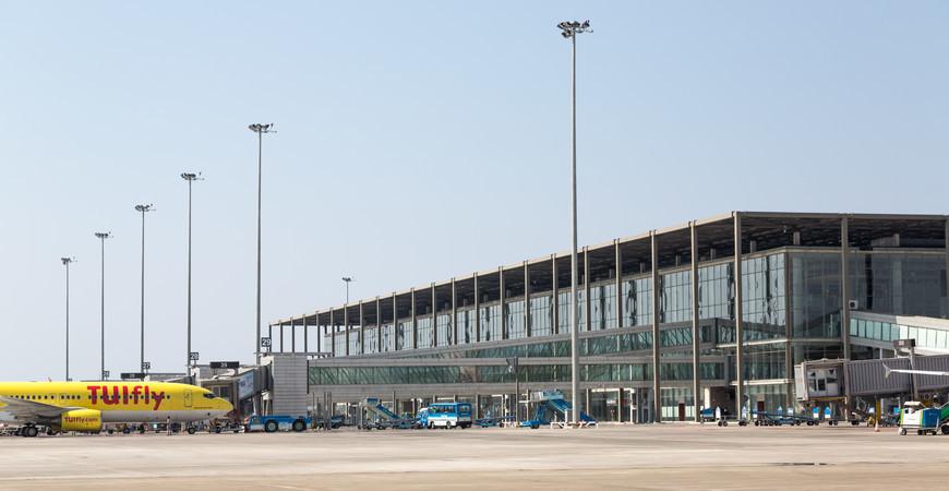 Аэропорт Даламана