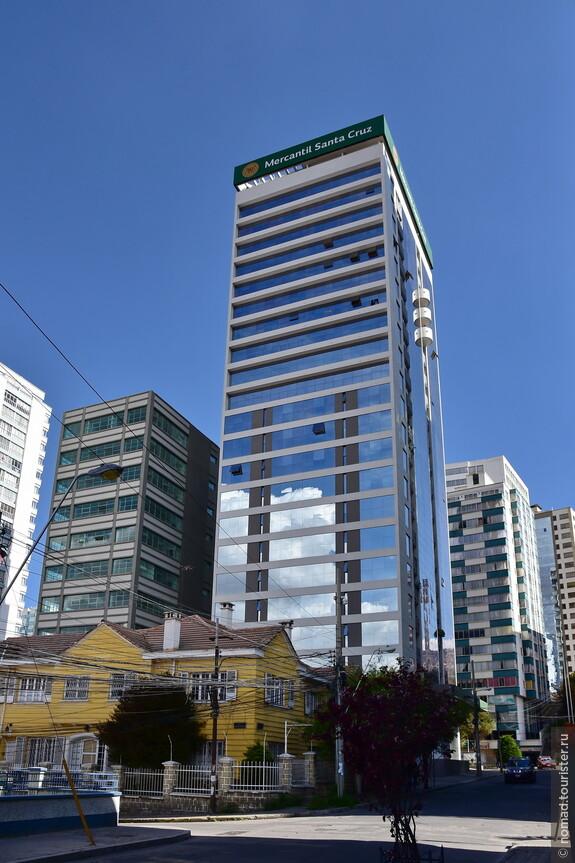 Avenue Villazon