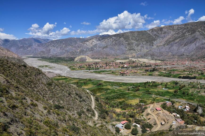 Долина реки Ирпави