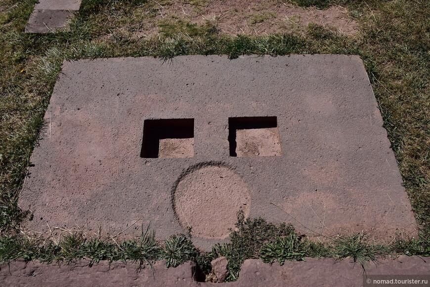 Тиуанако. Храм Кантатальита