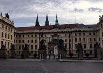 Главные ворота Пражского Града