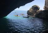 вид из пещерного холла