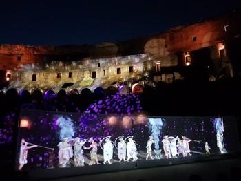 В Колизее устроят шоу гладиаторов