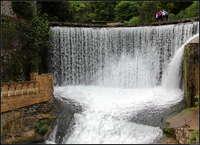 отель водопад новый афон