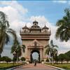 Вьентьян, триумфальная арка Патусай