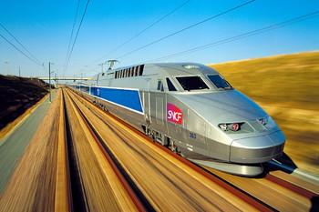 Железные дороги Франции будут бастовать в июле и в августе