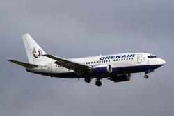 Российский рейс в Хургаду совершил аварийную посадку в Оренбурге