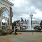 Поющий фонтан в Кисловодске