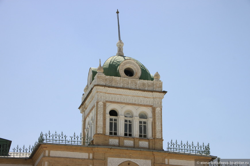 Кружевной дворец эмира