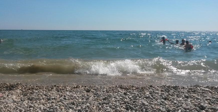 Пляж «Папай»