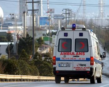В Турции россияне пострадали в ДТП с туристическим автобусом