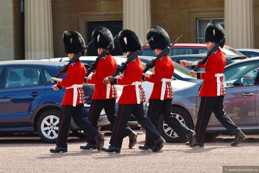 Букингемский дворец - Лондон для самостоятельных