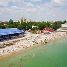 Пляж «Робинзон»
