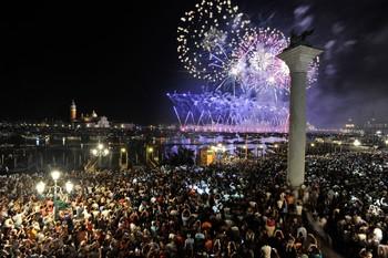 В Венеции пройдёт яркий праздник Феста дель Реденторе