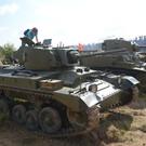Военный фестиваль «Поле боя»