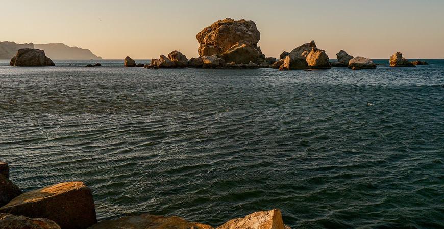 Остров Крабий