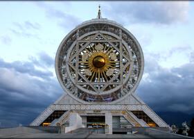 Красота и гостеприимство Туркменистана — часть 1